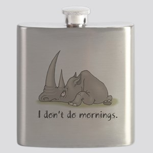 mornings rhino Flask