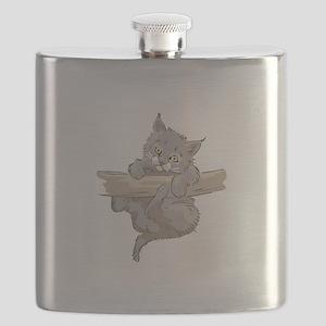 baby lynx copy Flask