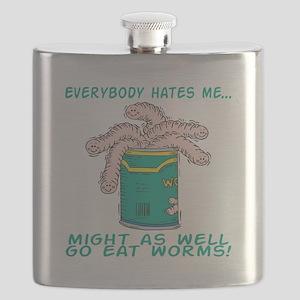 hates me  Flask