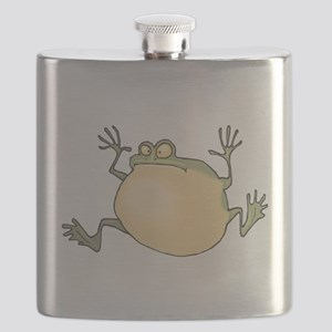 fat frog Flask