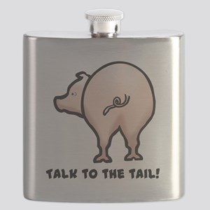 talk to the tail Flask