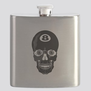 pool skull copy Flask