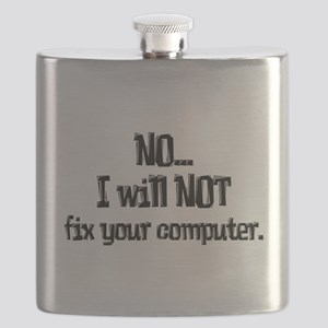 will not fix your computer Flask