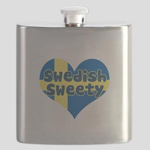 swedish flag copy Flask