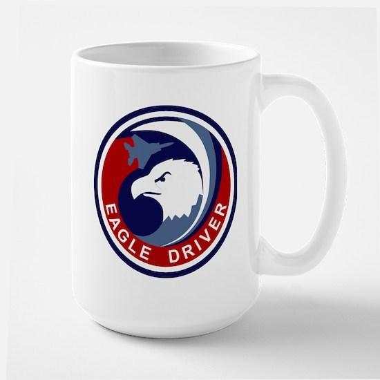 F-15 Eagle Large Mug