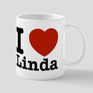 I Love Linda Mug