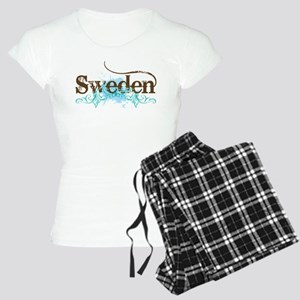 Sweden Grunge Women's Light Pajamas