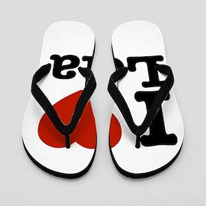 I Love Lola Flip Flops