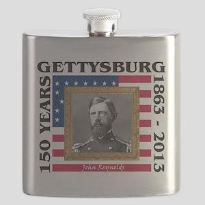 John Reynolds - Gettysburg Flask
