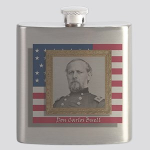 Buell in Frame Flask