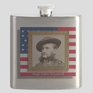 Kilpatrick in Frame Flask