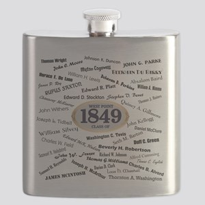 West Point - 1849 Flask