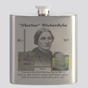 Mother_Bickerdyke Flask