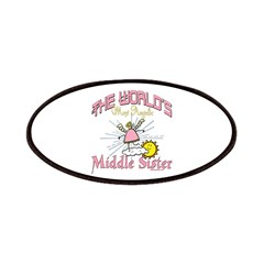 Angelic Middle Sister Patches