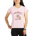 Angelic Little Girl Performance Dry T-Shirt