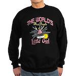 Angelic Little Girl Sweatshirt (dark)