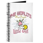 Angelic Little Girl Journal