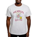 Angelic Little Girl Light T-Shirt