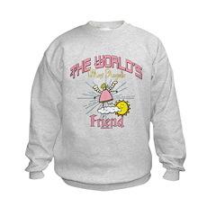 Angelic Friend Sweatshirt