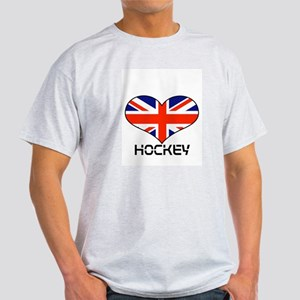 LOVE HOCKEY UNION JACK Light T-Shirt