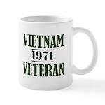 VIETNAM VETERAN 71 Mug