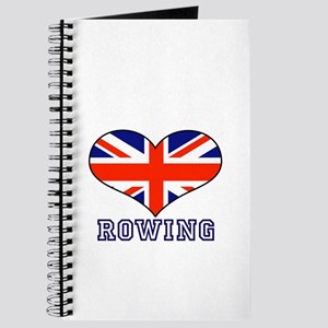 LOVE ROWING UNION JACK Journal