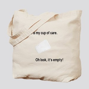 This is my cup of care Tote Bag