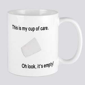 This is my cup of care Mug