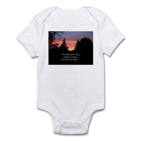Sunset Splendor Infant Creeper