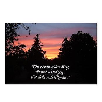 Sunset Splendor Postcards (Package of 8)