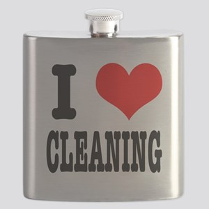 CLEANING Flask