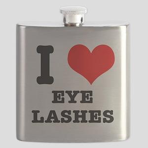 EYELASHES Flask