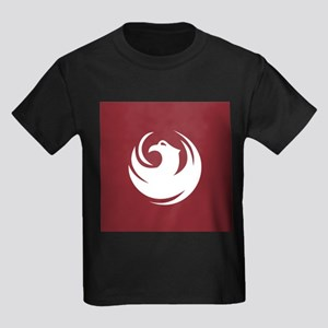 Phoenix Flag Kids Dark T-Shirt