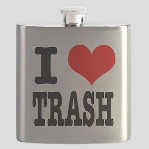 TRASH Flask