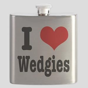 wedgies Flask