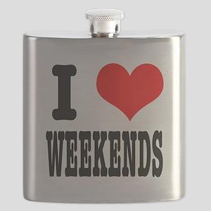 WEEKENDS Flask