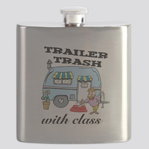 3-trailer trash with class Flask