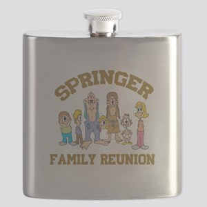SPRINGER FAMILY REUNION Flask