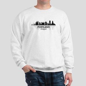 Portland Skyline Sweatshirt
