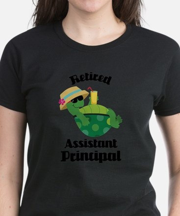 Retired Assistant Principal Gif T-Shirt