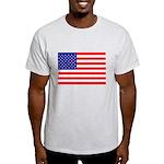 USA flag Light T-Shirt