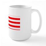 USA flag Large Mug