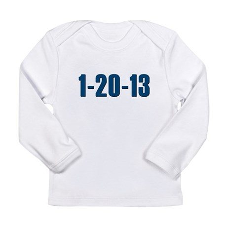 1-20-13 Long Sleeve Infant T-Shirt