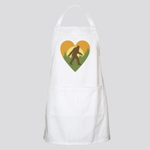Bigfoot Love Apron