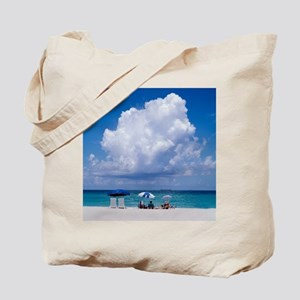 Florida Beach Tote Bag