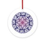 Celtic Shield Ornament (Round)