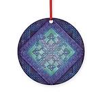 Celtic Avant Garde Ornament (Round)