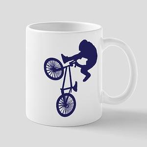 BMX Biker Mug