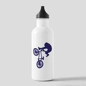 BMX Biker Stainless Water Bottle 1.0L