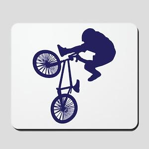 BMX Biker Mousepad